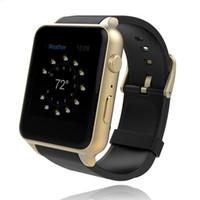 оптовых gv08 smart watches-Монитор сердечного ритма Bluetooth Смарт часы GT88 с камерой SIM-NFC SmartWatch для iPhone IOS Android смартфон GT08 U8 GV08 Рождественский подарок