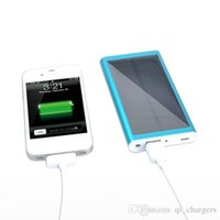 Wholesale 2600mAh Portable USB Solar Power Bank Battery Charger For Mobile Phone MP3 MP4