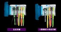 Wholesale UV toothbrush sterilizer holder designer electric toothbrush Ultraviolet Sanitizer family dentist Oral Hygiene Dental Care