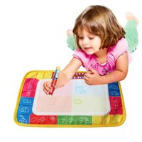 Wholesale Drawing Water Pen Painting Magic Doodle Mat Board Kid Boy Girl Toy