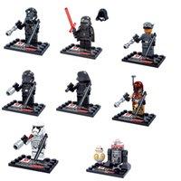battle gun toys - Star Wars Minifigures Military Series Camouflage Barrier Gun Battle Army Minifigure Building Blocks Sets Bricks Toys