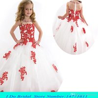 Cheap Pageant Dresses Best Flower Girl Dresses