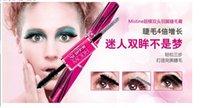 Wholesale Wholesales Long double head mascara long Waterproof not dizzy catch FIBER LASHES MASCARA Set Makeup lash eyelash