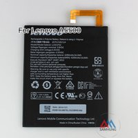 backup pads - Repacement part L13D1P32 New Original mAh bateria Universal Backup Battery for Lenovo A5500 lepad PAD A8