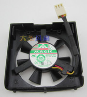 0.19 - New original Yongli MAGIC MGT5012XF A10 B V lines Graphics card fan