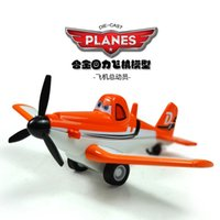 Wholesale Alloy warrior model planes are general mobilization of Dusty cartoon characters Christmas Halloween Gift HX