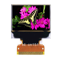 Wholesale free ship Full Color Displays inch PM OLED module display
