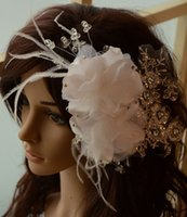 personalized ornaments - 2015 Attractive new style bridal wedding accessories bridal headdress flower head flower hair ornaments personalized boutique T1230
