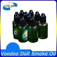al por mayor importación muñeca-Electric fumar importaciones de Malasia de genuina popular pequeña verde escasamente petróleo VAPE voodoo muñeca electrónica Somking petróleo