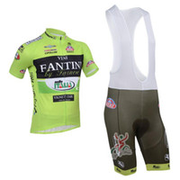 cycling wear - 2013 vini fantini Team Cycling Jersey Cycling Wear Cycling Clothing and shorts bib suite vini fantini A