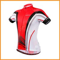 Wholesale WOSAWE Brand Pro Cycling Jersey Ciclismo Breathable Bicycle Clothing Mtb Bike Jersey Shirts Top Via DHL