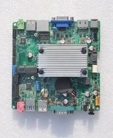 Wholesale Inte Nuc itx motherboard Intel celeron Baytrail J1800 Nano motherboard motherboard mini itx support DDR3 Msata and quot HDD