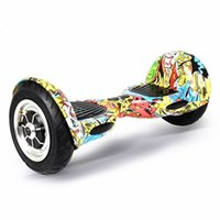 Wholesale 1 Year Warranty Inches Large Wheels Self Balancing Scooter Hoverboard Scooter with BLuetooth Speaker and Remote Control