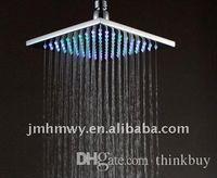 Wholesale Cool Colors Automatic Change led light shower head