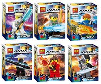 Wholesale Hot classic toys Minifigures Blocks Toy Souptoys Ninjago Series Puzzle assembly building blocks for lego Toy Learning Education