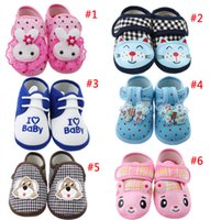 Cheap Unisex first walkers shoes Best Spring / Autumn Cotton Fabric baby shoes