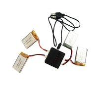Wholesale Syma in Multifunctional V Lipo Battery USB Charger with Charing Protection for X5 X5C X5C X5SC X5SW Quadcopter
