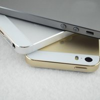 Wholesale Brand new Unlocked i5 Google Play Store i5S GPS MTK6572 Dual Core16GB G Android the cheapest cell phone goophone smartphones phones