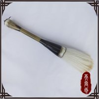 Wholesale Top grade Multiple Hairs Writing Brush couplet characters collection pen And whole horn JianHao high holding