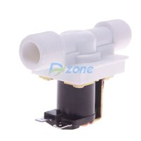 Wholesale DC V Electric Solenoid Valve Magnetic N C Water Air Switch N C quot New