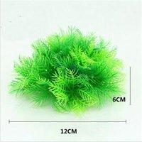 aquarium background plants - 2014 New Artificial Green Plastic Underwater Plant for Fish Tank Aquarium Decoration