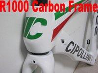 Wholesale Newest rb1000 frame Carbon road bike frame cipollini frame more color carbon fiber bicycle frame