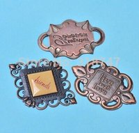 Wholesale fashion metal frame for scrapbook Order DIY Handmade Accessories