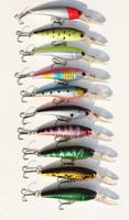 Cheap Carp Fishing Special Offer Soft Baits Swimbaits 2015 Hot Lot 1000pcs Kinds of Fishing Lures Crankbaits Hooks Minnow Baits Tackle 9cm 8g