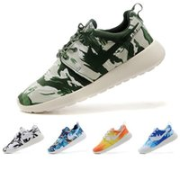 Wholesale 2015 new colors hot sale Men and Women roshe run sports running shoes athletic sneakers colors Free shiping