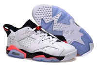 Unisex mens boots - 2015 Basketball Shoes Retro Low Infrared White Black PRESALE M W Trainers Basketball Boots Mens Athletics Sneaker Outdoors Athletics