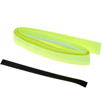 Wholesale Anti slip Soft PU Breathable Badminton Tennis Racket Belt Grips Tape Bands Colors