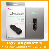Wholesale Super Game Converter For XBOX360 Controller Steering Wheel Dance Mat on XBOX ONE Adapter