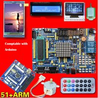 arm single board - ARM inch Touch Screen Single Chip Microcomputer STM32 Learning Board Cduino UNO R3 ATMEGA Development Board Kit Starter