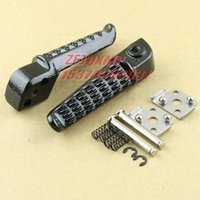 Wholesale Rear Footrests Foot pegs fits Kawasaki ZX R ZX R ZX R ZX R r r r r