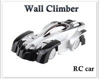 big boys toys rc - Novelty Toy RC Car Wall Climber Ceiling Climbing Car RC Electric Toys Anti Zero Gravity Stunt Car Lucky Boy C E