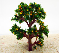 Christmas artificial fruit trees - artificial fruit tree miniatures cute plants fairy garden gnome moss terrarium decor crafts bonsai bottle garden p010 DIY