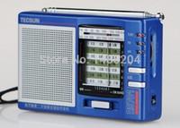 Wholesale Tecsun R Radio Portable FM MW SW High Sensitivity Dual Conversion World Band Radio Receiver