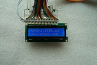 Wholesale Manufacturers selling LCD1602 LCD backlight blue screen v belt