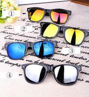 anti reflective - 2015 Fashion Wayfarer Sunglasses Anti Reflective Unisex Cool Glasses Goggles Outdoor Sports Driving Sunglass