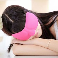 Wholesale Best Deal New Good Quality New Stylish Travel Sleep Blinder Slow Fatigue Comfort Patch Eyeshade pc