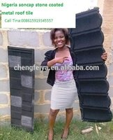 Wholesale Nigeria hot sale shingle type roofing sheet