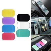 Wholesale New Arrival Car Magic Anti Slip Dashboard Sticky Pad Non slip Mat GPS Phone Holder Accessory