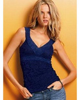 Wholesale 2014 New Arrival Hot Sale Fashional Lace Slimming Sexy Tank Tops colors XB059