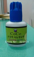 best coco - Professional Eyelash Extension COCO Glue Bonding Glue Best Strong amp High Quality Eyelash Extension Adhesive