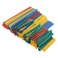 Wholesale 2015 Value Assortment Polyolefin H typeHeat Shrink Tubing Tube Sleeving Wrap Wire Sizes Colors