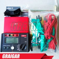 Wholesale Megger UT522 Digital Earth Ground Insulation Resistance Testers Electrical Earth Voltage Device