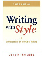 Wholesale Writing with Style Conversations on the Art of Writing