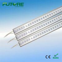 Cheap HOT sellers aluminum rigid led auto strip light,5mm DIP led ,waterproof IP65.25cm,12 24V input