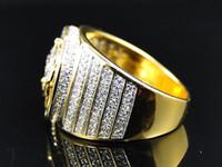Cheap ring size 10 men Best medusa ring