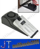 Wholesale DB Security Home Wedge Shaped Door Stop Alarm Block Systerm Gate Resistance MYY9960A